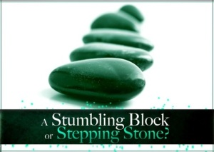 Jesus. Stepping stone or stumbling block?