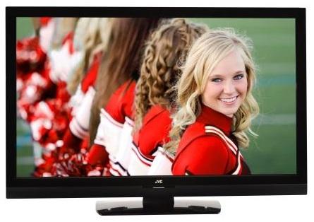 """JVC 42"""" LCD TV"""