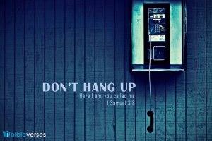 hangup