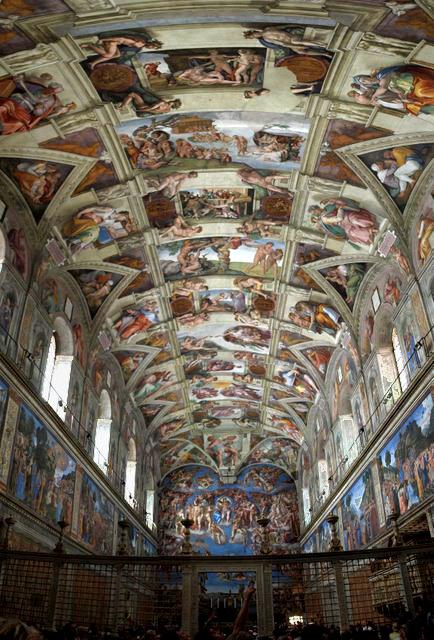 Michelangelo   I Spy God